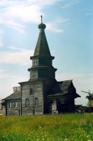 Петропавловская церковь в деревне Ратонаволок