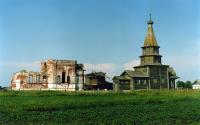 Церковь Николая Чудотворца и церковь Петра и Павла