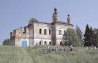 Церковь в Меландово