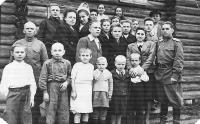 Меландово.1946 или 1947 год