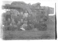 Молотьба, 1951 г.