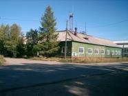 Здание отделения почтовой связи и АТС