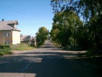 Улица Горончаровского. Запань