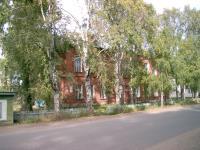 Одно из зданий емецкого детского дома