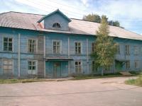Бывшее здание больницы