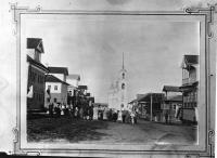 Главная улица в Емецке