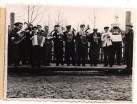 Духовой оркестр Емецкого ДК