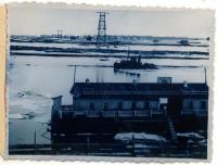 На реке Емце, 1959 г.