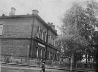Емецкое педучилище 1951 г.