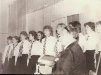 Коллектив учителей Емецкой средней школы