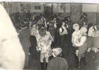 Танцы в клубе 1973 год