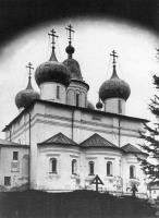 Троицкий собор. Вид с восточной стороны. Начало XX века