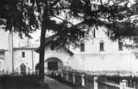Благовещенская церковь. Вид с юго-восточной стороны. Начало XX века