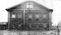 Дом Федора Кузьмича (родоначальника семьи Пшеницыных)