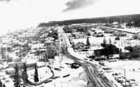 Поселок Двинской. 1976 г.