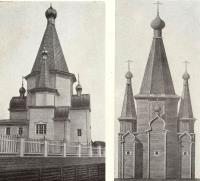 Воскресенская церковь, 1673 г. (Сельцо)