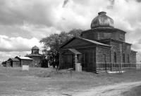 Введенская церковь в Пингише, 1900 г. (Погост). Состояние на 2007 г.