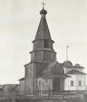 Петропавловская церковь, 1722 г.  (Рато-Наволок)
