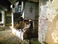 Разрушения в Соборе