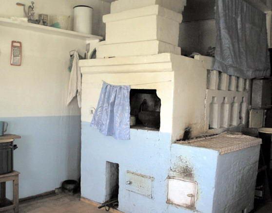 Фото русской печи в доме